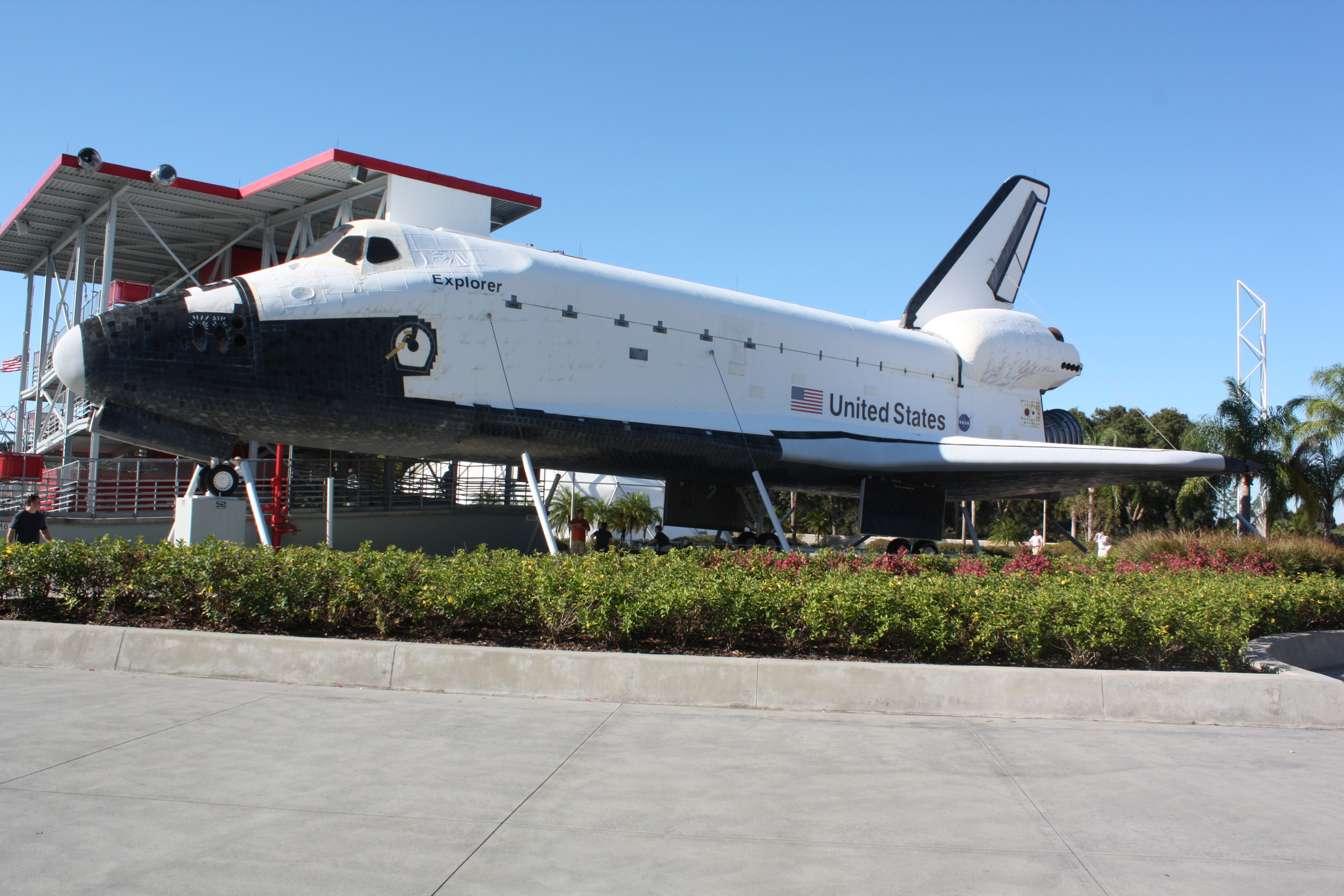 space shuttle explorer is real - photo #7