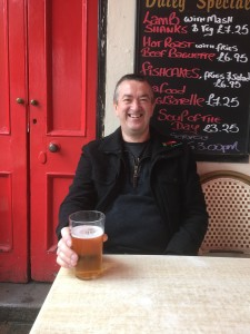 graham with cider
